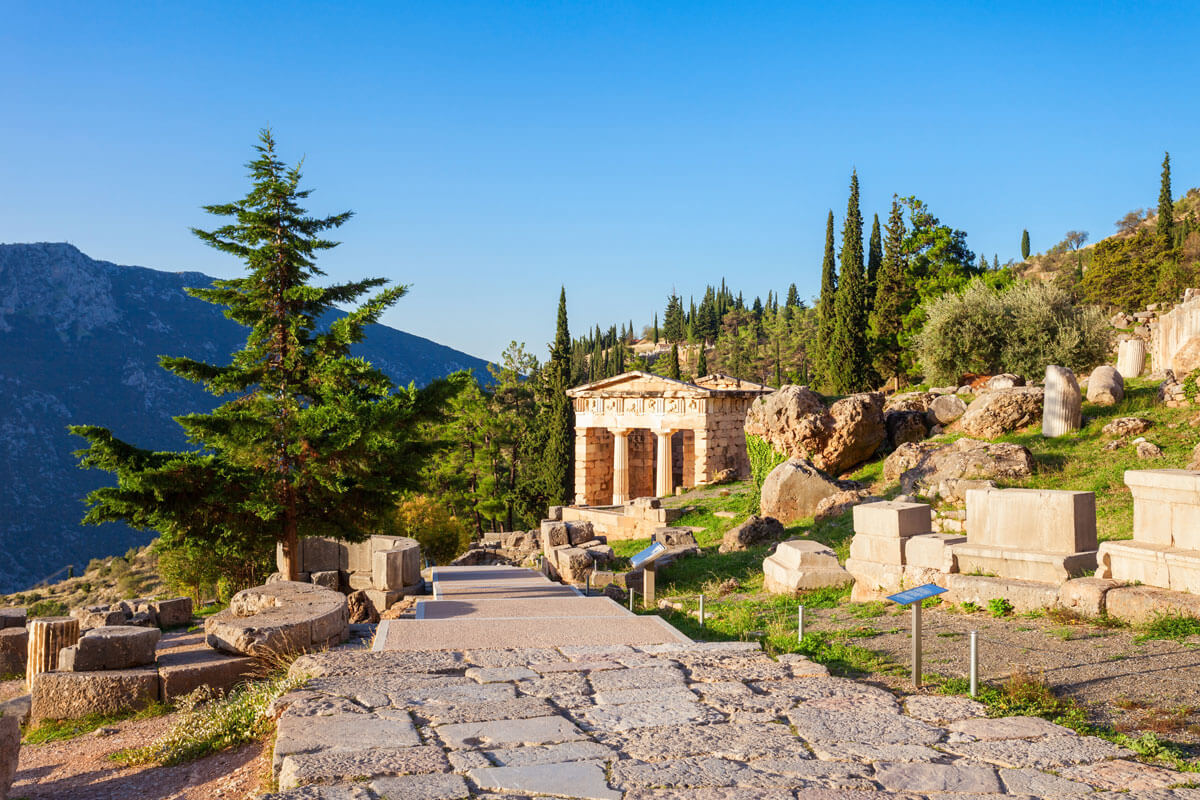 Athens excursions