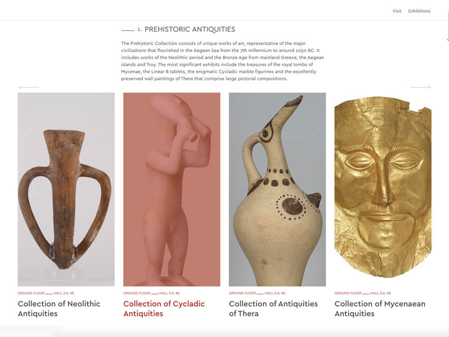 Virtual Collection of the National Archaeological Museum