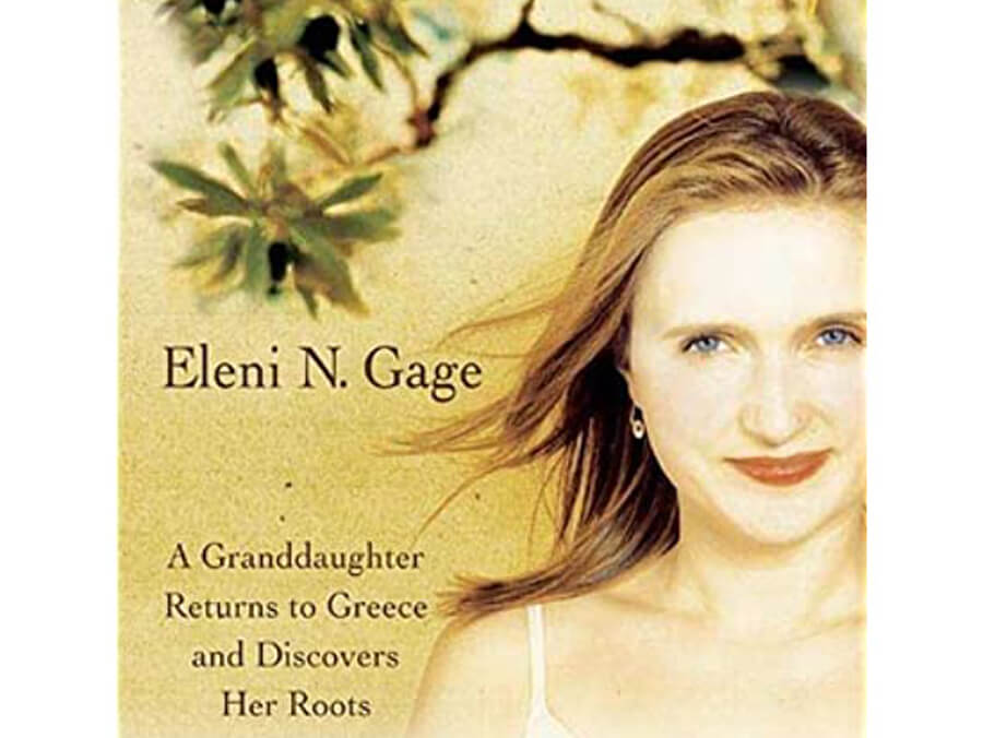 Cover of North of Ithaka by Eleni Cage